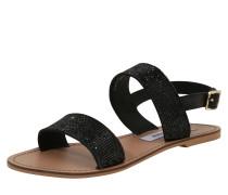 Sandalen 'alea' schwarz