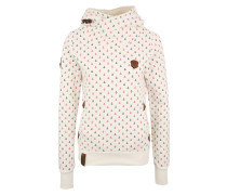 Sweater 'Ridin the white horse' beige