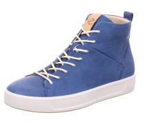 Stiefel himmelblau