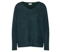 V-Neck Pullover 'Viplace' grün