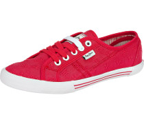 Sneaker 'Anglaise' rot