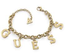 Armband 'Follow my charm Ubb28021' gold