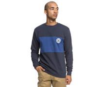 Sweatshirt 'Rebel Crew Bloc' taubenblau