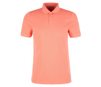 Piqué-Poloshirt orange