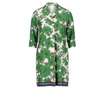 Sommerkleid grün / rosa / weiß