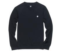 Sweatshirt 'Cornell Classic Crew' schwarz