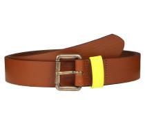 Ledergürtel 'pcanni Leather Belt Kac'