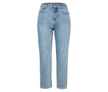 Jeans 'liv' blue denim