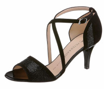 Sandalette 'Boliva' schwarz