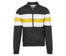 Light Jacket weiß / gelb / schwarz