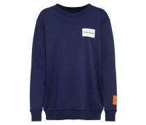 Sweatshirt 'multi Logo ' navy