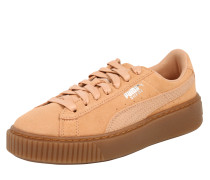 Sneakers 'Animal' braun / apricot