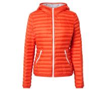 Steppjacke 'giacche Piuma Donna' orange