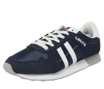 Sneaker 'Webb' blau / weiß