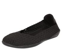 Slipper 'catwalk' schwarz