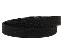 Armband 'a-Rolly' schwarz
