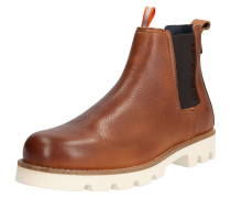 Boots 'chelsea' dunkelbraun