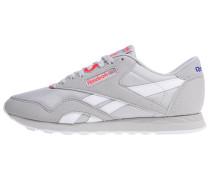Classic Lthr Nylon Sneaker grau