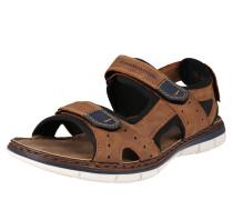 Sandale braun / pueblo