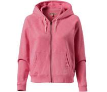 'essential' Fleecejacke pink