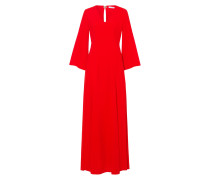 Kleid 'Flared Sleeve Evening Dress' rot