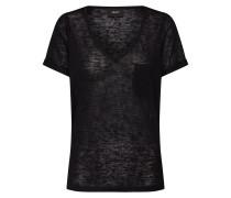 T-Shirt 'objtessi' schwarz