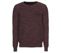 Pullover 'structured grindle sweater'