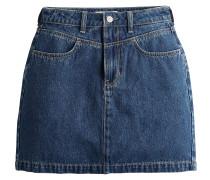 Rock 's119-Dk Clean Yoke Front UHR Skirt'