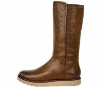 Boots mit Lammfell-Futter 'Abree II Leather'