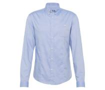 Hemd 'alex' blau