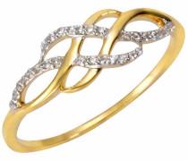 Goldring gold / transparent