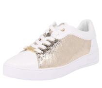 fc4632fd674696 Sneaker gold   weiß. Bugatti