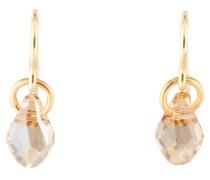 Ohrringe 'Freshwater' gold