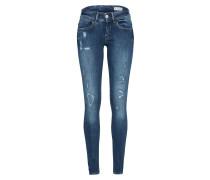 'Lynn' Jeans blau