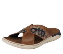Sandale 'Idaho' beige / braun
