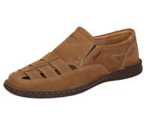 Sandale 'Elbego' braun