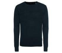 Pullover 'nos Classic' nachtblau