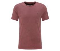 T-Shirt 'Fancy Tee' kirschrot