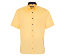 Hemd gelb / schwarz