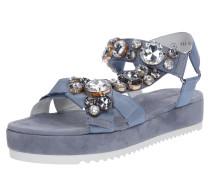 Sandale 'Neo' rauchblau