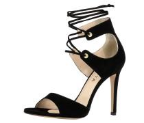 Damen Sandalette schwarz