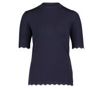 Pullover kobaltblau / weiß