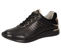 Sneaker ' Malosika-700 ' gold / schwarz