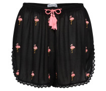 Shorts 'in1070' pink / schwarz