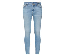 Jeans 'skinny MID Blue D-Jeans' blue denim
