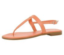 Sandale 'olimpia' orange
