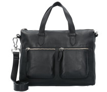 Move Lth Boston Bag Handtasche Leder 34 cm