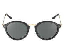 Sonnenbrille 'Maui' gold / schwarz