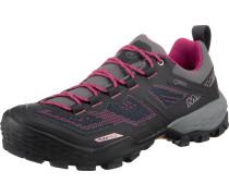 Schuhe 'Ducan Low Gtx' schwarz / pink