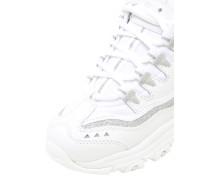 Sneaker 'dlites - NOW & Then' weiß